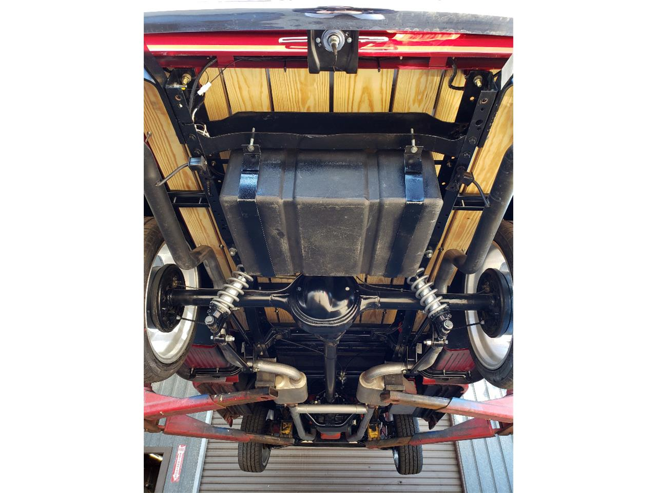 Large Picture of 1957 Chevrolet 3100 - $44,000.00 Offered by Classic Corner Garage - PNR2