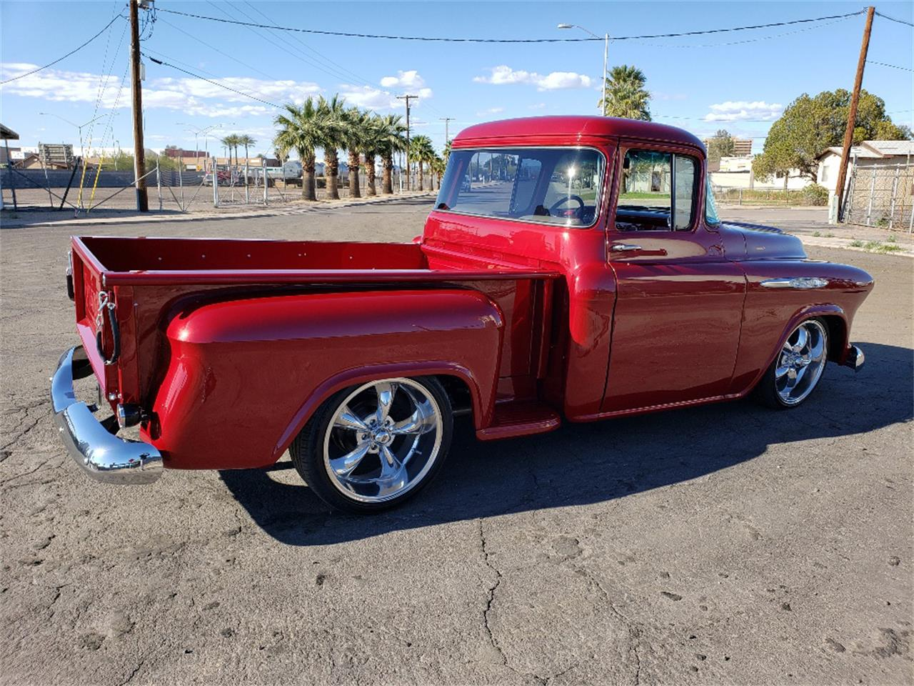 Large Picture of '57 Chevrolet 3100 - $44,000.00 Offered by Classic Corner Garage - PNR2