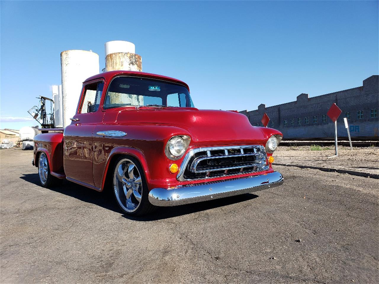 Large Picture of Classic '57 3100 - $44,000.00 Offered by Classic Corner Garage - PNR2