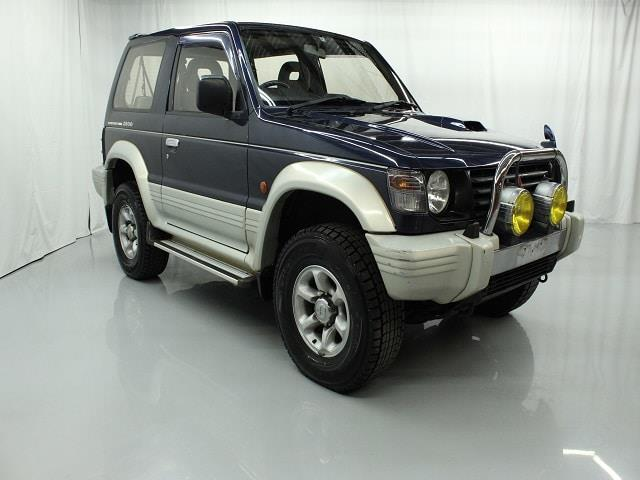 Picture of '94 Pajero - PNRG