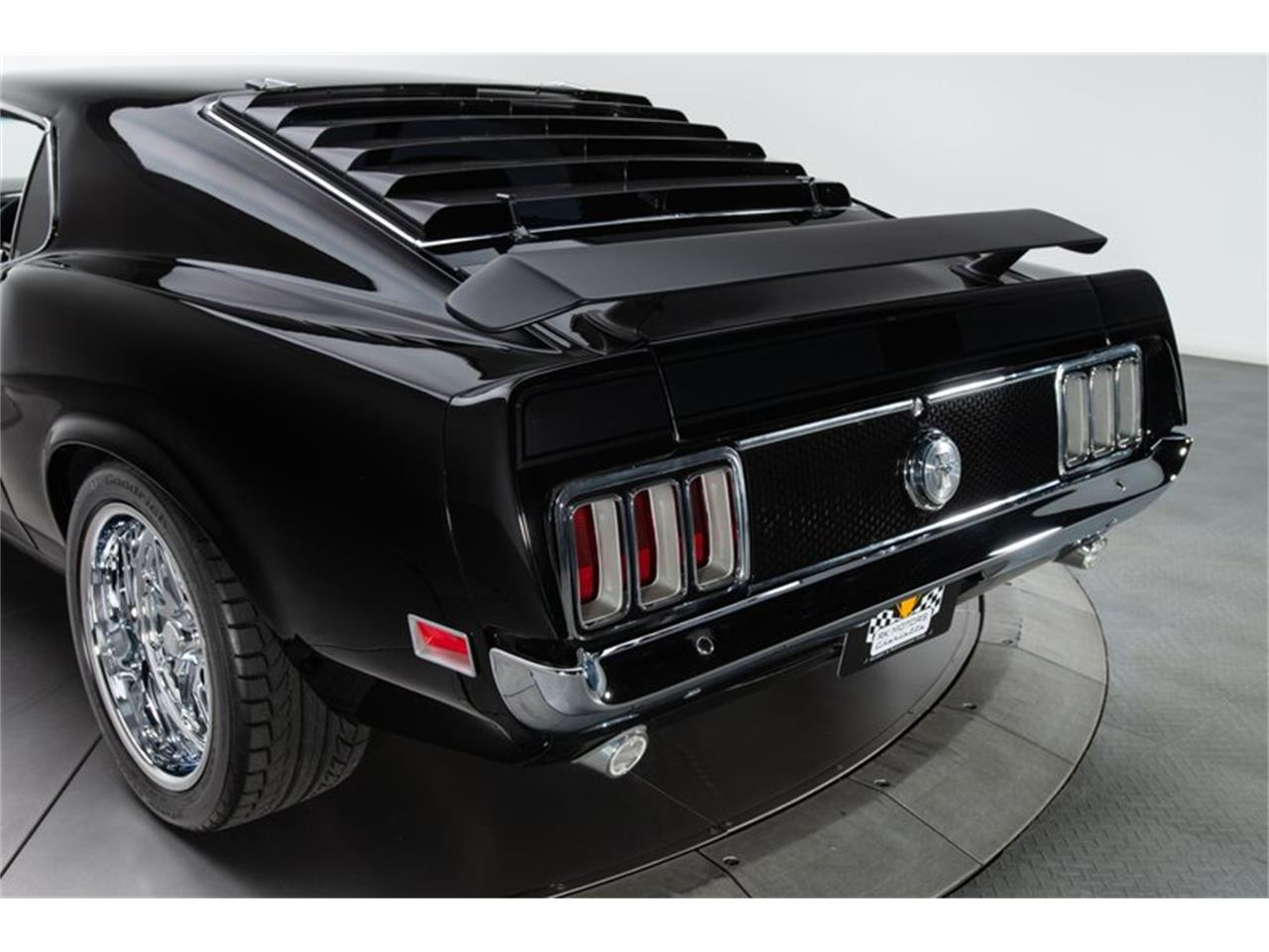 Large Picture of '70 Mustang - PNRK
