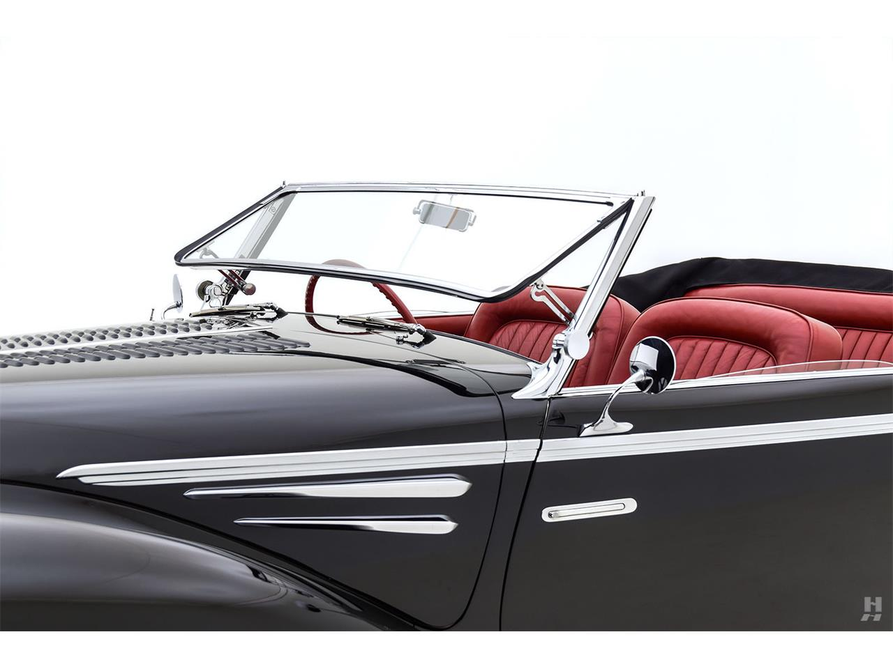 Large Picture of Classic 1948 Delahaye 135M - PNS0