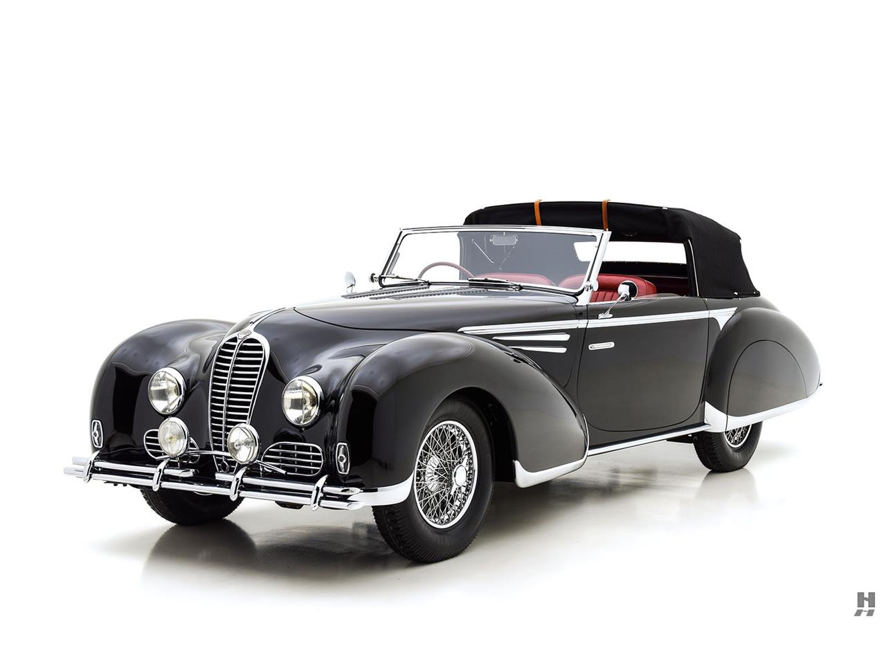 Large Picture of 1948 Delahaye 135M located in Saint Louis Missouri Offered by Hyman Ltd. Classic Cars - PNS0