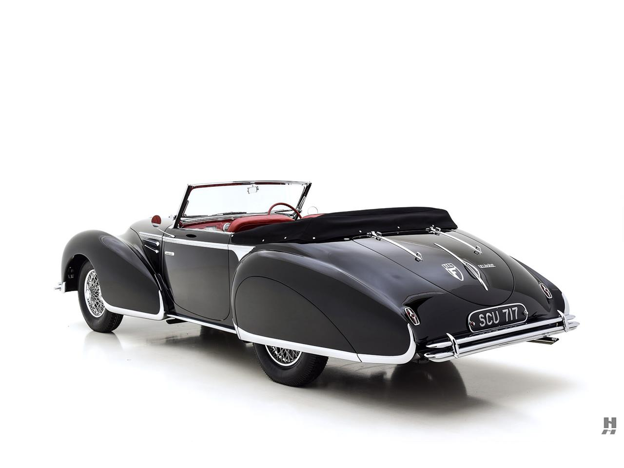Large Picture of '48 Delahaye 135M located in Missouri - $695,000.00 Offered by Hyman Ltd. Classic Cars - PNS0