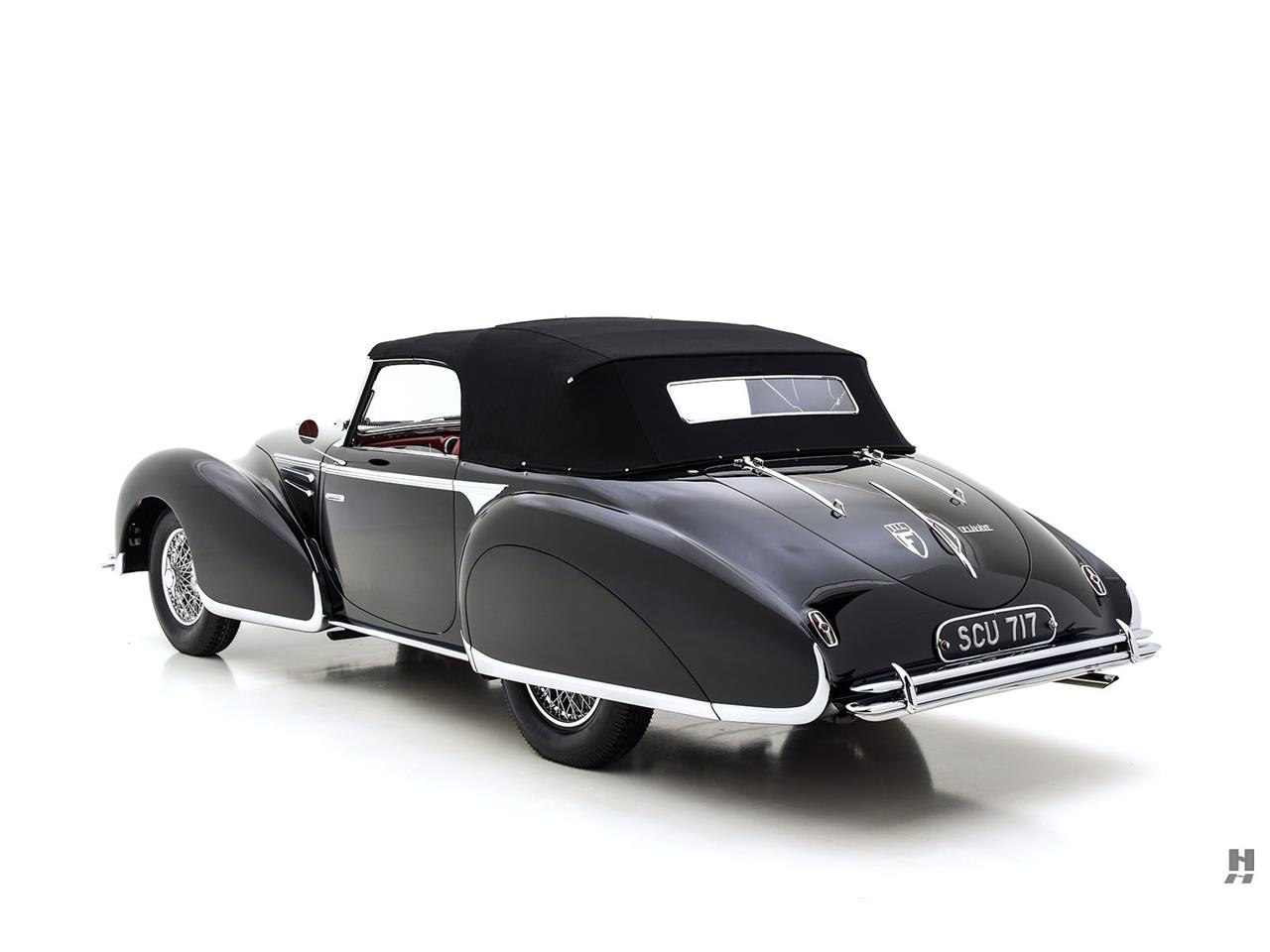 Large Picture of 1948 Delahaye 135M - PNS0