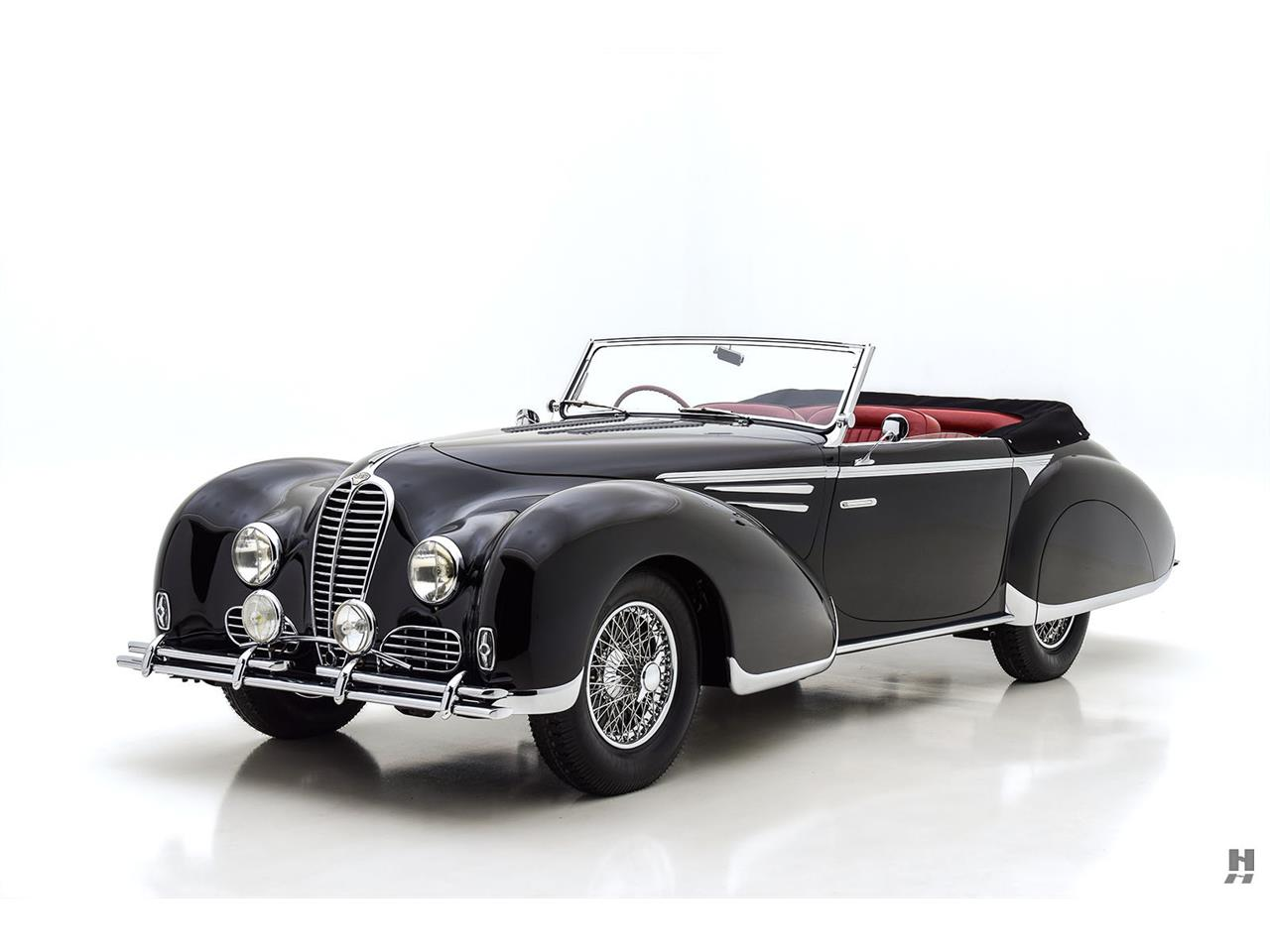 Large Picture of '48 Delahaye 135M - $695,000.00 - PNS0