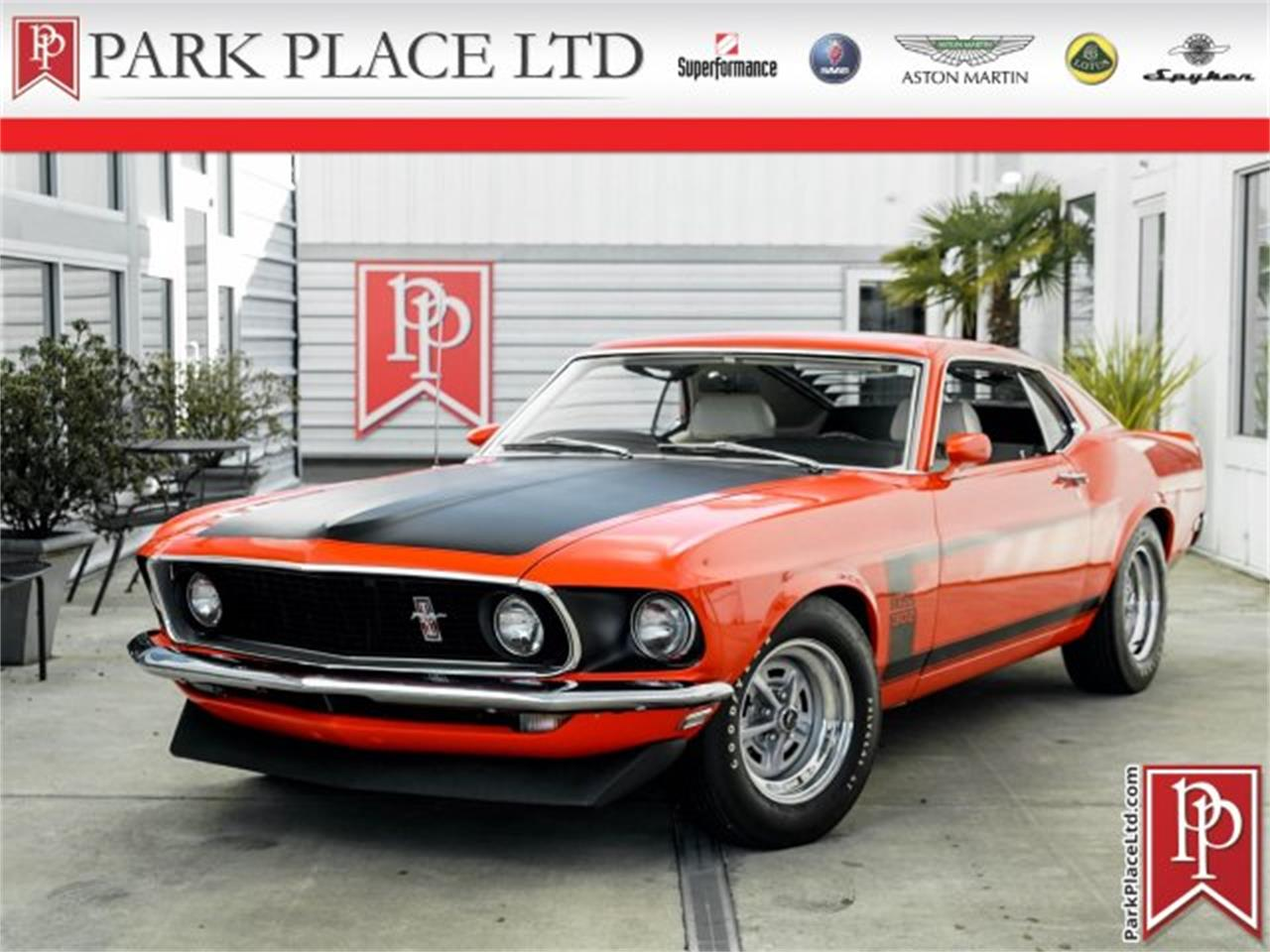 Large Picture of '69 Mustang - PNT4