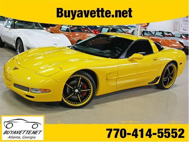 Picture of '02 Corvette - PNT7