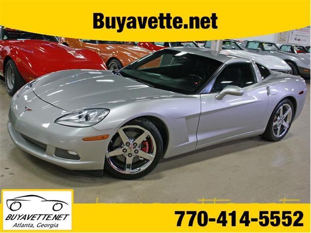 Picture of 2006 Corvette located in Atlanta Georgia - PNTA