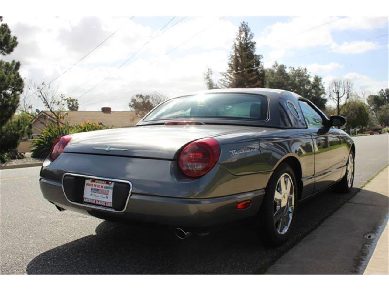 Large Picture of '03 Thunderbird - PNTC