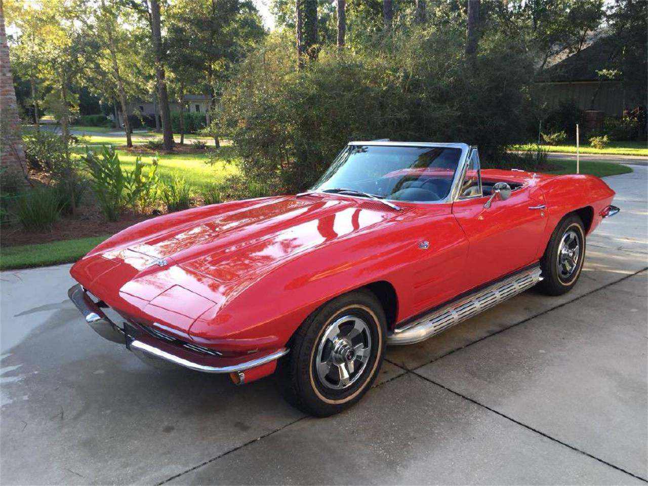 Large Picture of '64 Corvette - PNTK