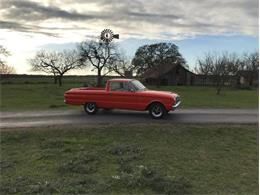 Picture of Classic 1963 Ford Ranchero Offered by Street Dreams Texas - PNTM
