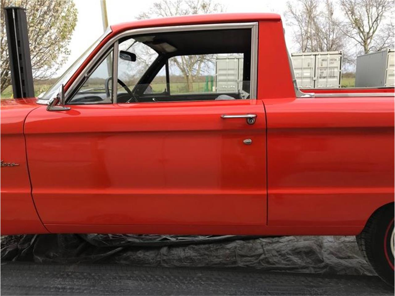 Large Picture of Classic '63 Ford Ranchero Offered by Street Dreams Texas - PNTM