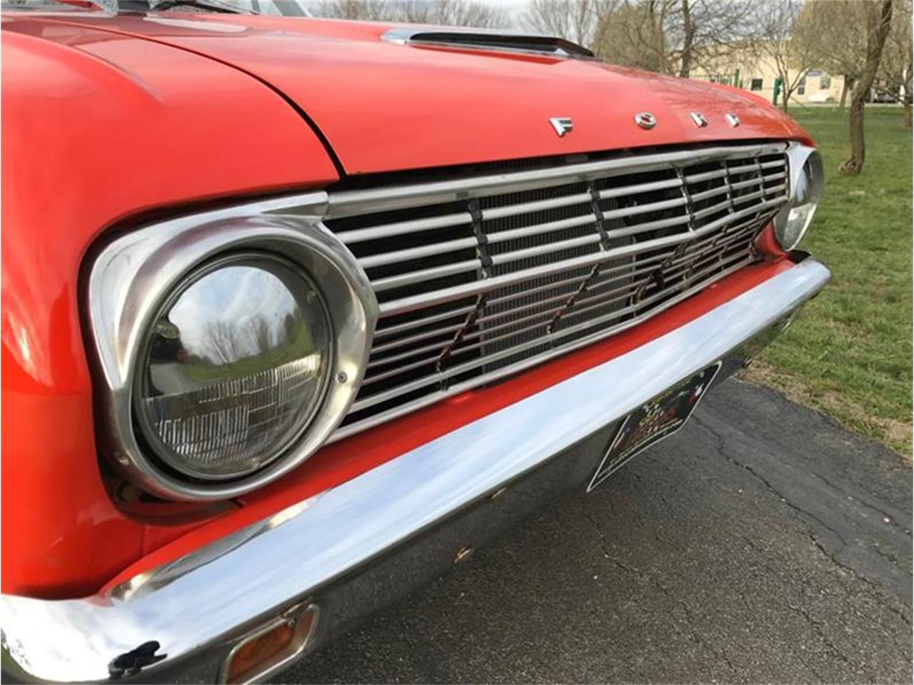 Large Picture of '63 Ford Ranchero - $22,500.00 - PNTM