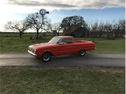Picture of '63 Ford Ranchero located in Fredericksburg Texas - $22,500.00 - PNTM