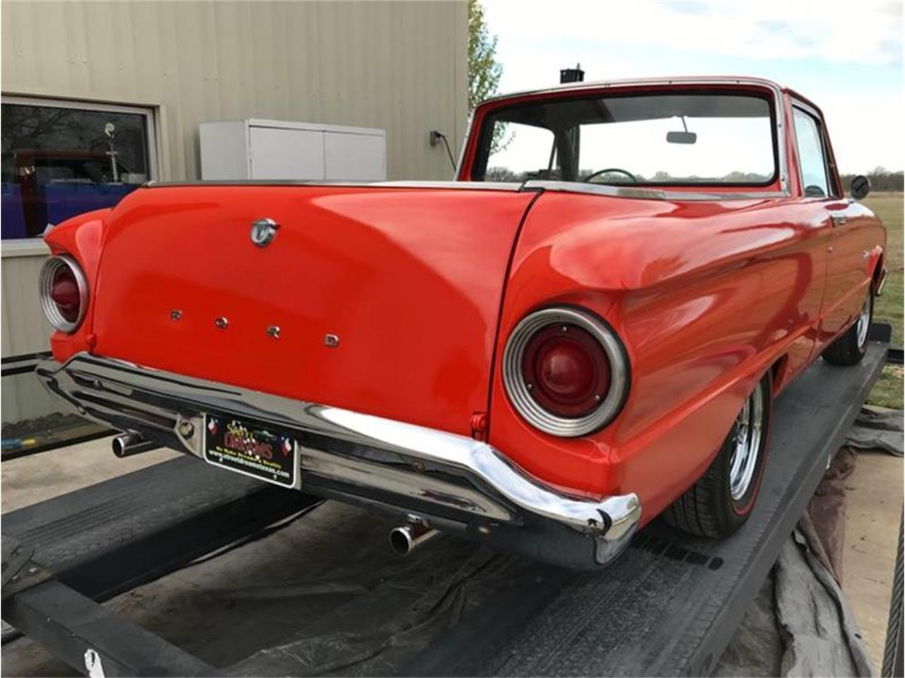 Large Picture of '63 Ranchero located in Texas - $22,500.00 - PNTM