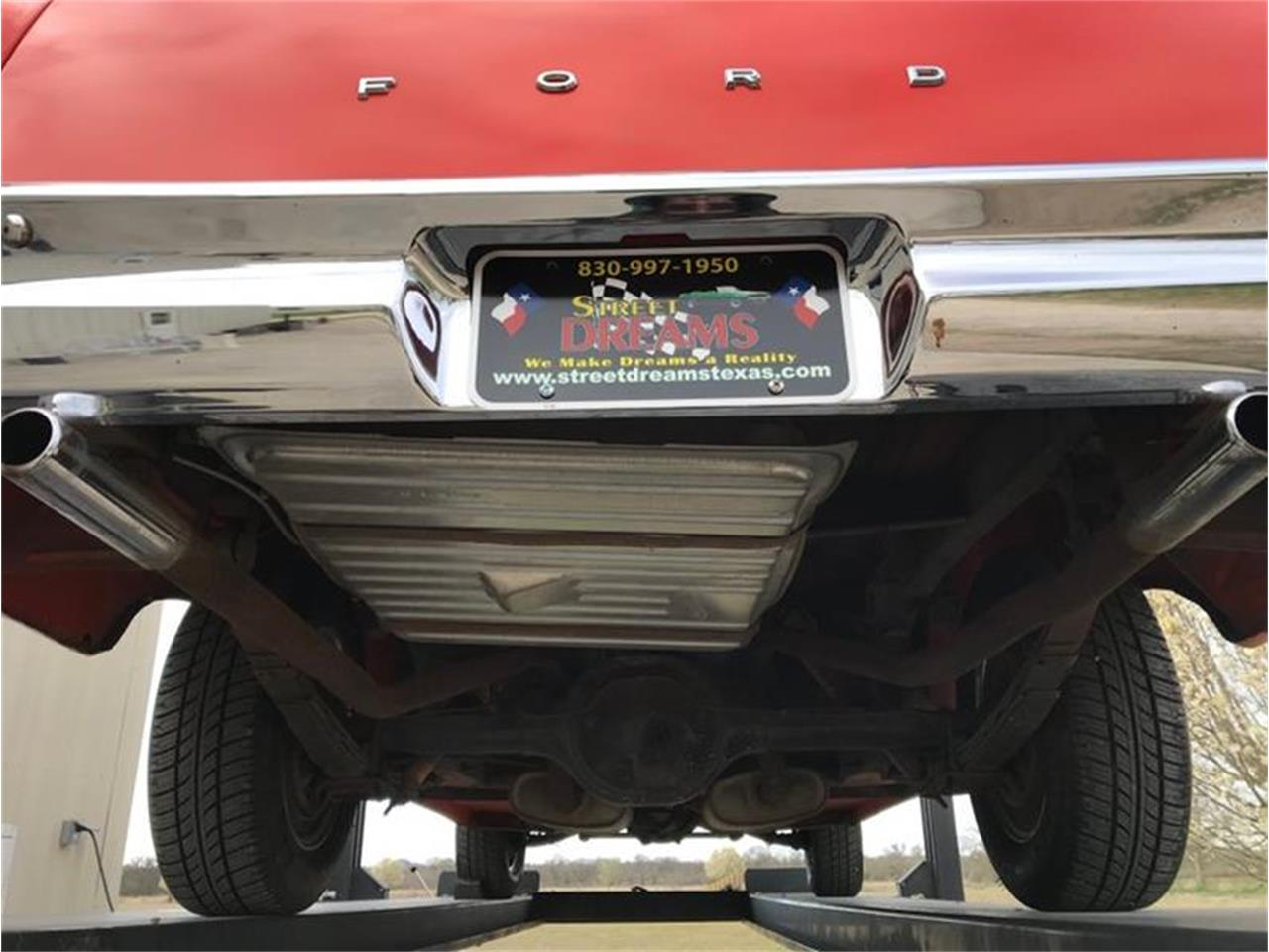 Large Picture of Classic 1963 Ford Ranchero - $22,500.00 Offered by Street Dreams Texas - PNTM