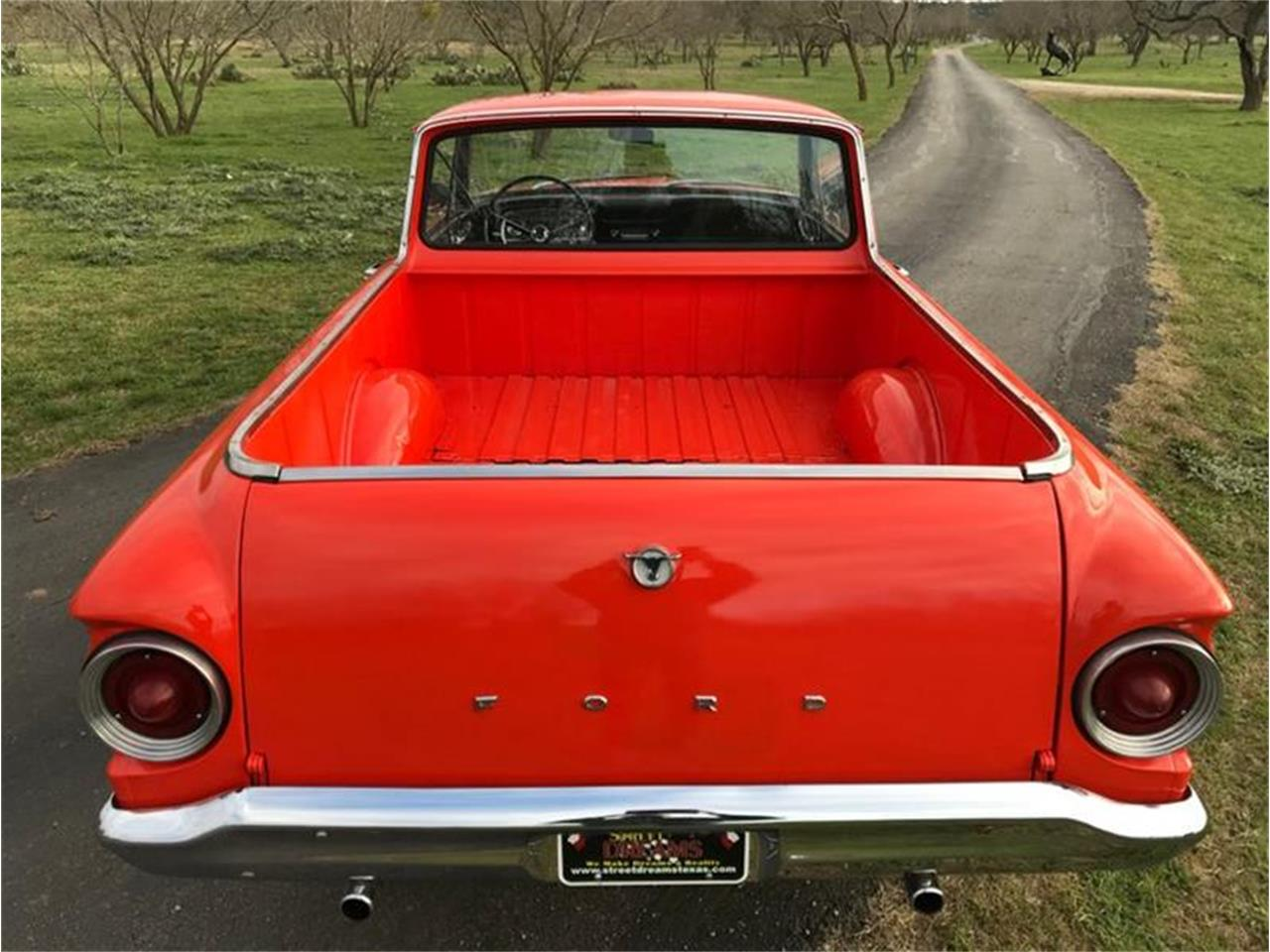 Large Picture of Classic '63 Ranchero Offered by Street Dreams Texas - PNTM