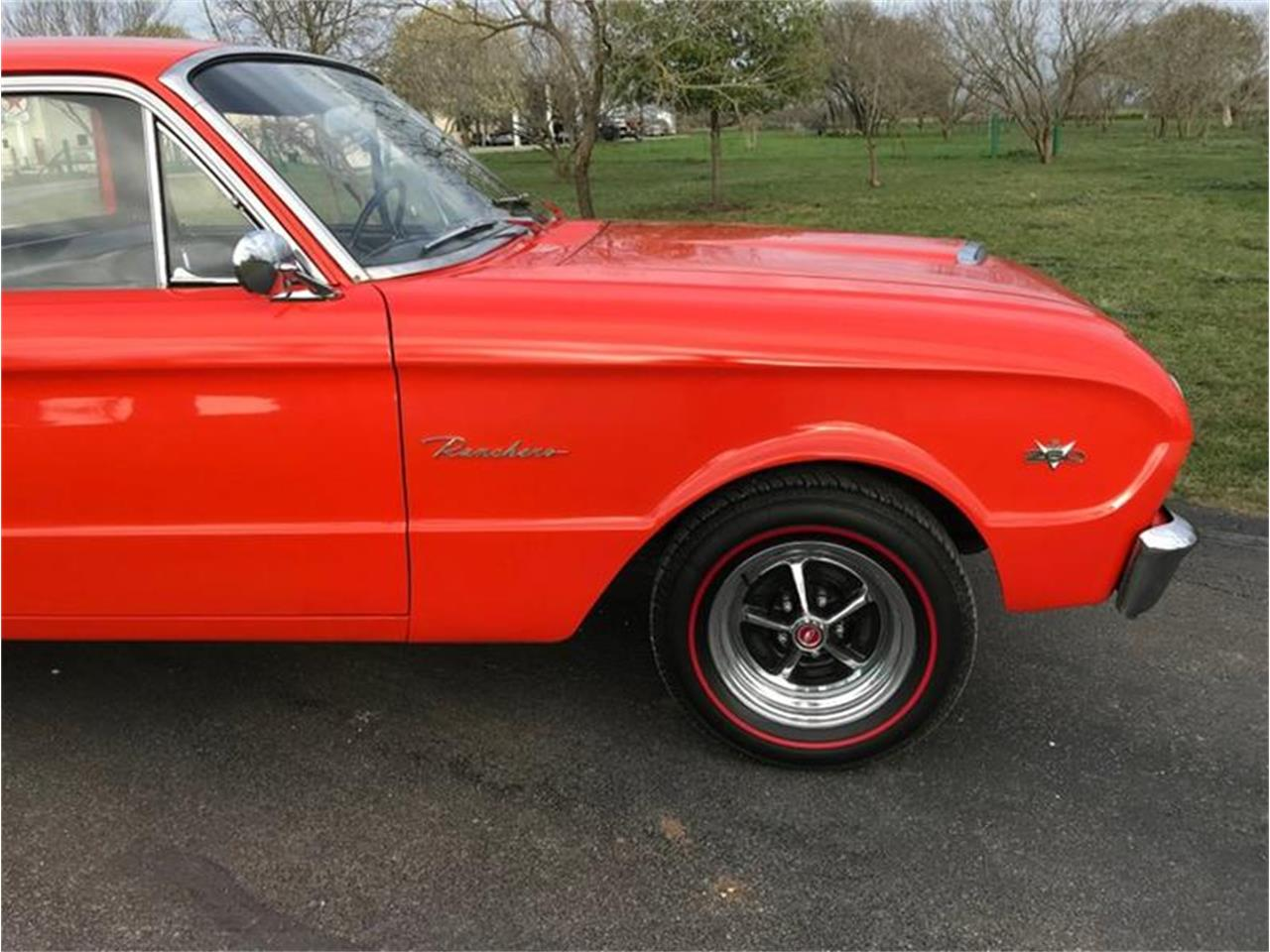 Large Picture of '63 Ford Ranchero located in Texas Offered by Street Dreams Texas - PNTM