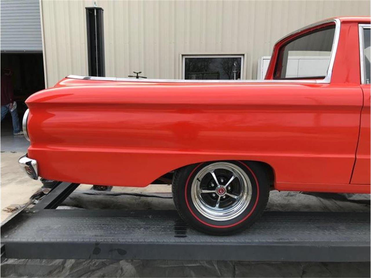 Large Picture of Classic '63 Ranchero located in Fredericksburg Texas - $22,500.00 Offered by Street Dreams Texas - PNTM