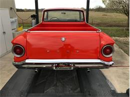 Picture of Classic '63 Ford Ranchero located in Fredericksburg Texas Offered by Street Dreams Texas - PNTM