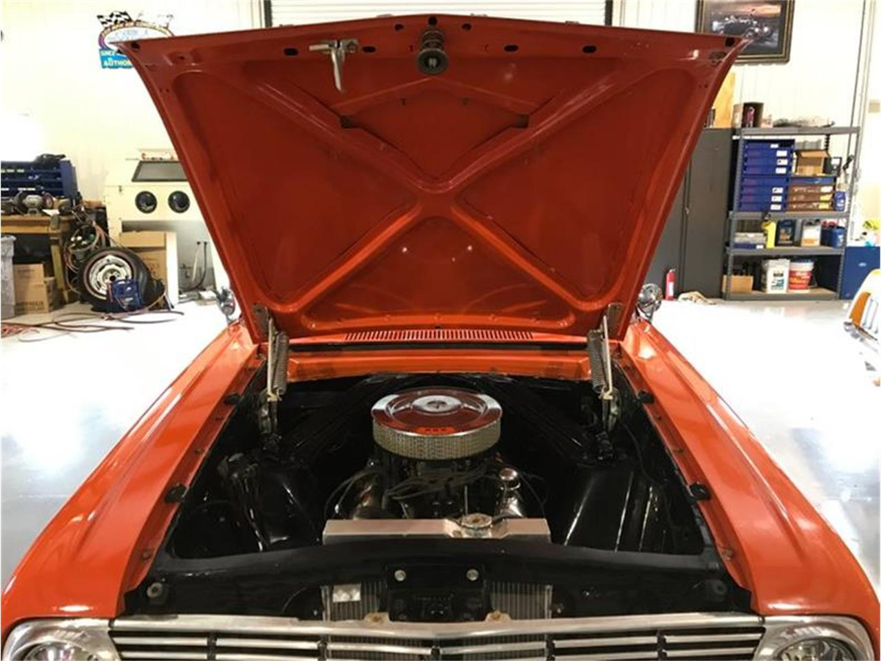 Large Picture of '63 Ford Ranchero - PNTM