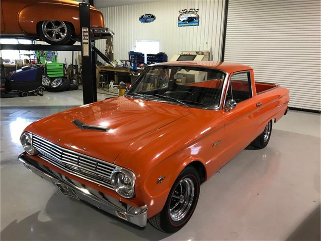 Large Picture of Classic '63 Ranchero located in Fredericksburg Texas - $22,500.00 - PNTM