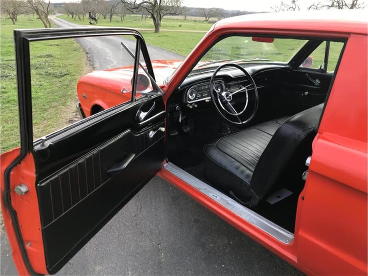 Large Picture of Classic '63 Ford Ranchero located in Fredericksburg Texas Offered by Street Dreams Texas - PNTM
