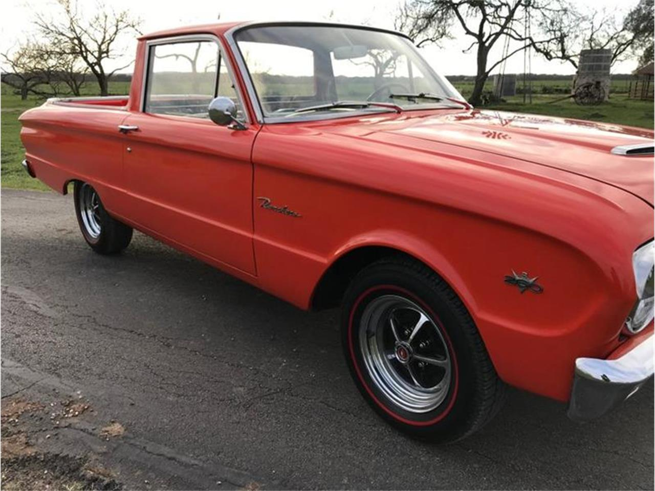 Large Picture of '63 Ford Ranchero located in Fredericksburg Texas - $22,500.00 - PNTM