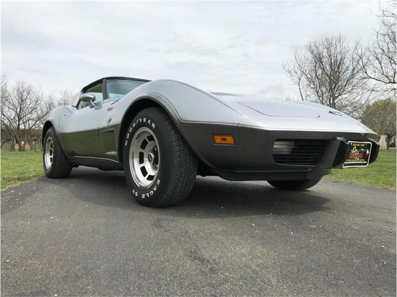 Large Picture of 1978 Corvette located in Fredericksburg Texas Offered by Street Dreams Texas - PNTP