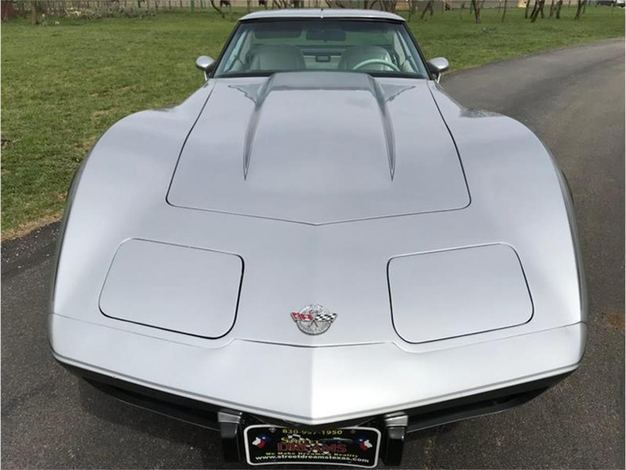 Large Picture of '78 Chevrolet Corvette Offered by Street Dreams Texas - PNTP