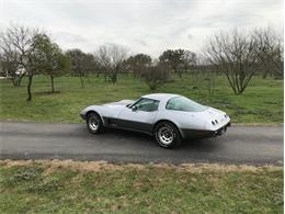 Picture of 1978 Corvette located in Fredericksburg Texas - PNTP