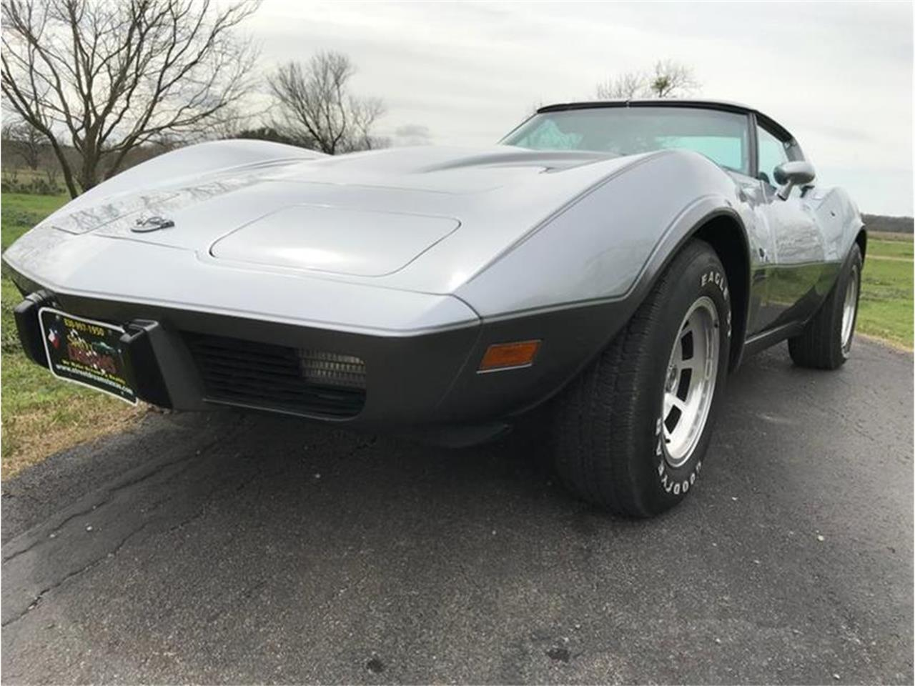 Large Picture of 1978 Chevrolet Corvette located in Texas - PNTP