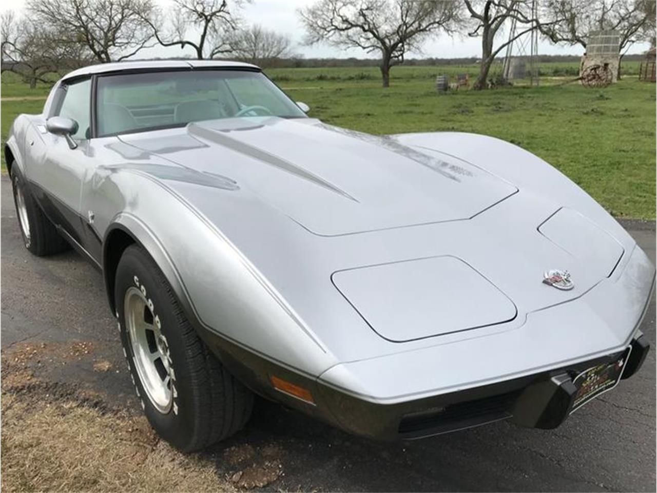 Large Picture of '78 Chevrolet Corvette - $19,950.00 Offered by Street Dreams Texas - PNTP