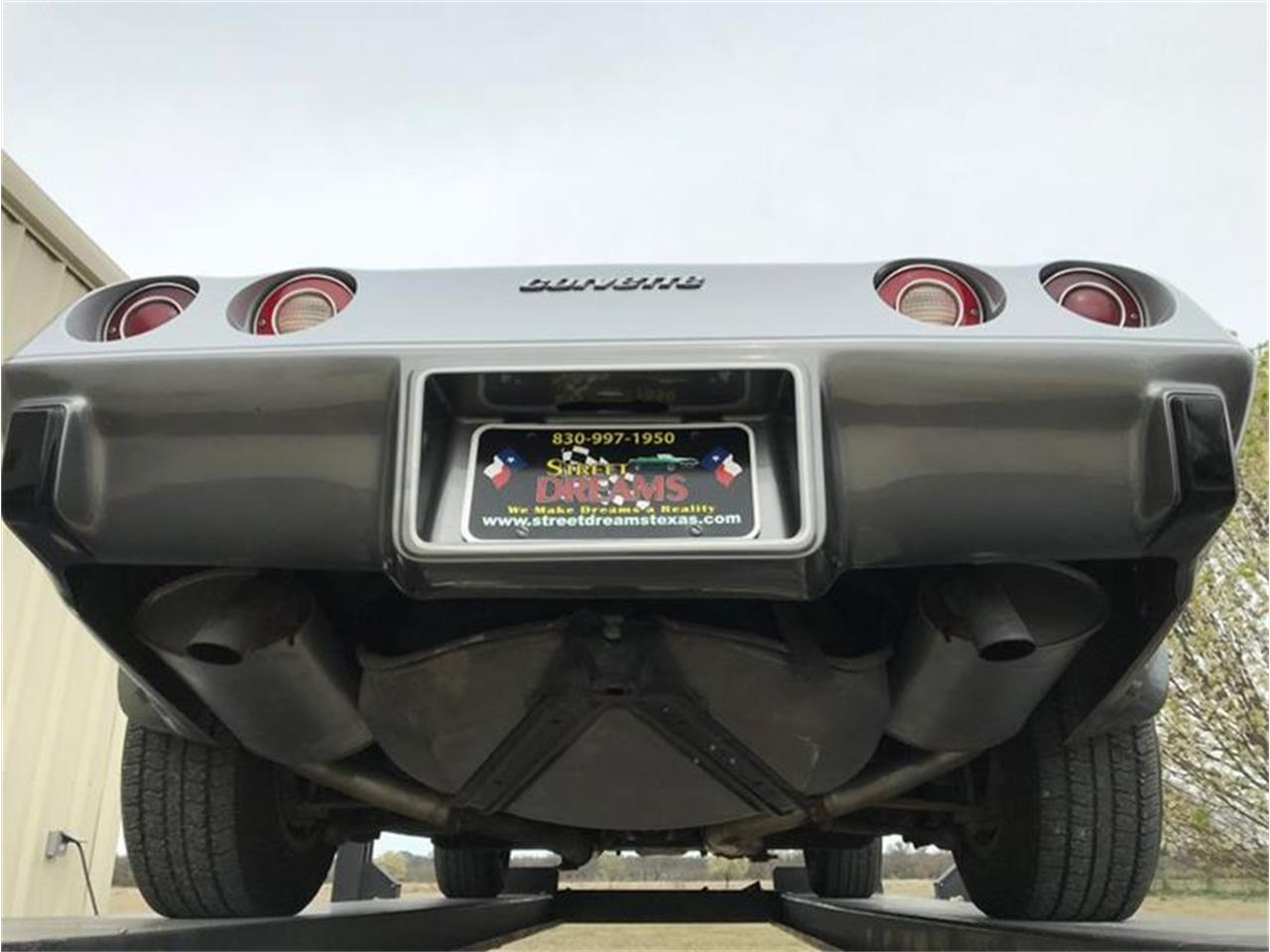 Large Picture of 1978 Chevrolet Corvette located in Fredericksburg Texas Offered by Street Dreams Texas - PNTP