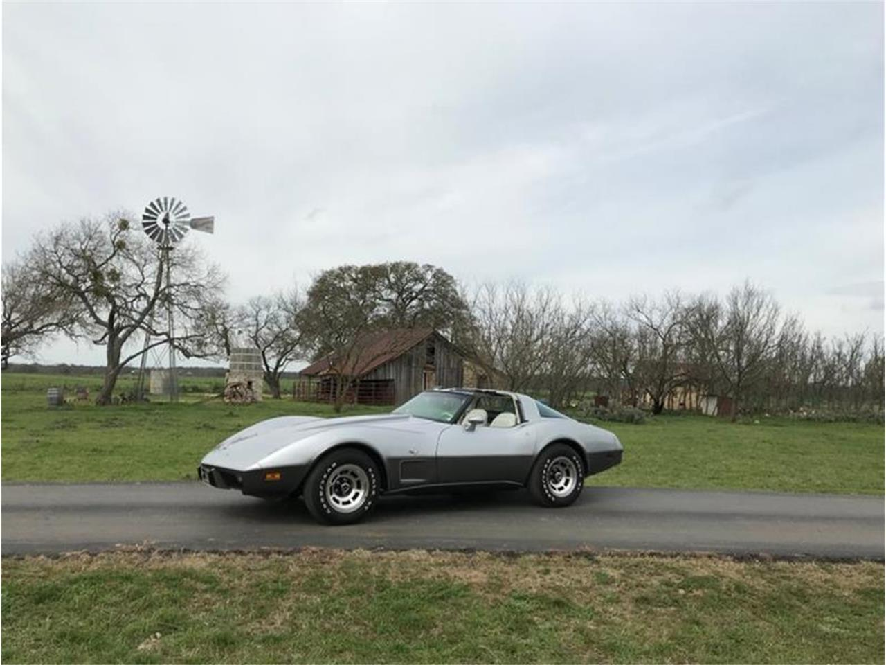 Large Picture of 1978 Chevrolet Corvette Offered by Street Dreams Texas - PNTP