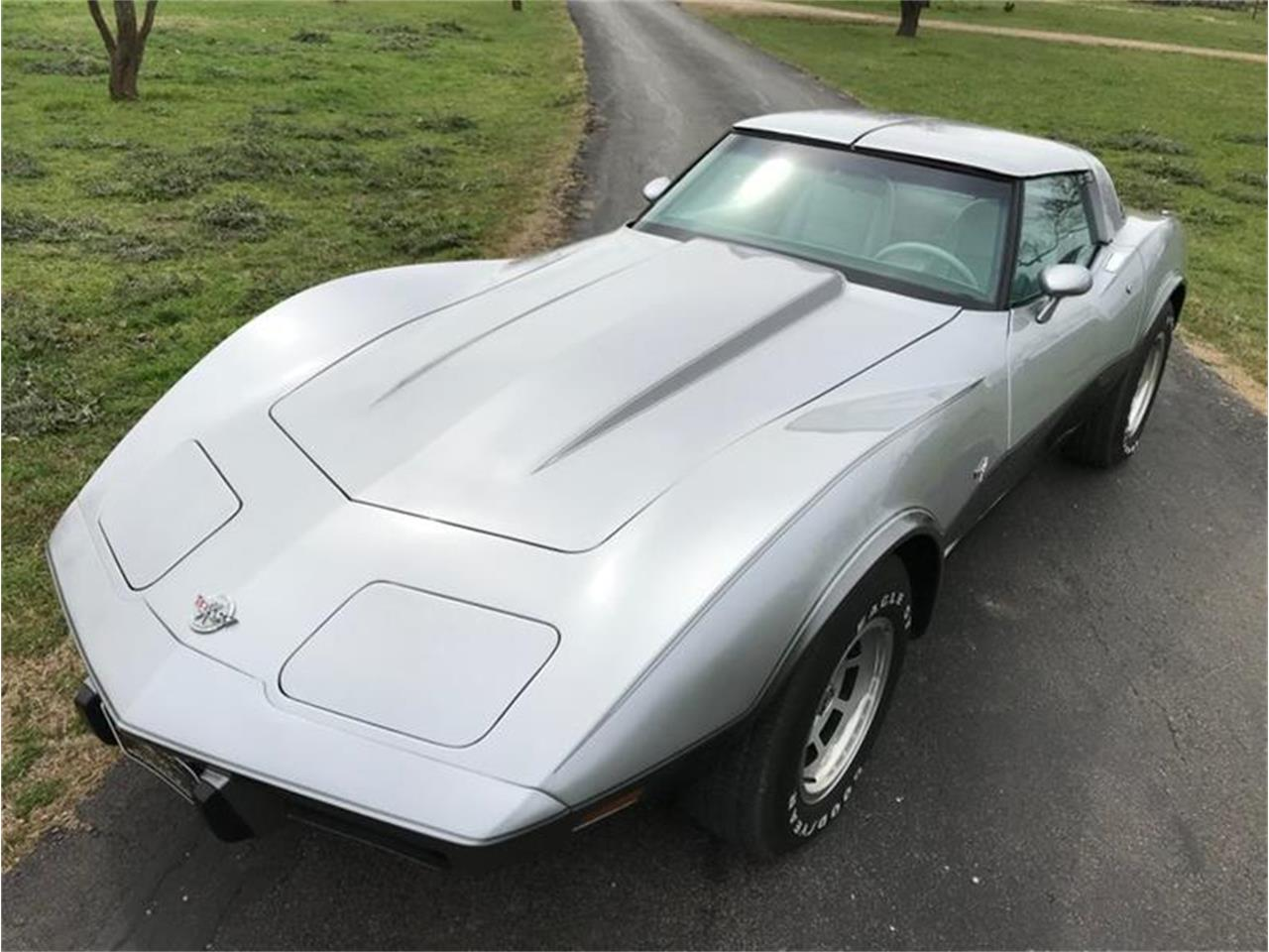 Large Picture of '78 Chevrolet Corvette located in Fredericksburg Texas - $19,950.00 - PNTP