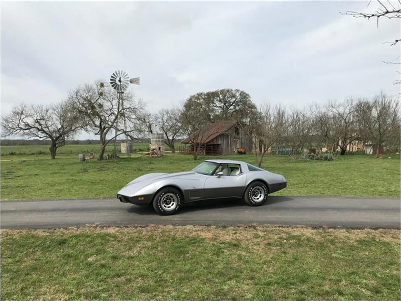 Large Picture of '78 Corvette Offered by Street Dreams Texas - PNTP