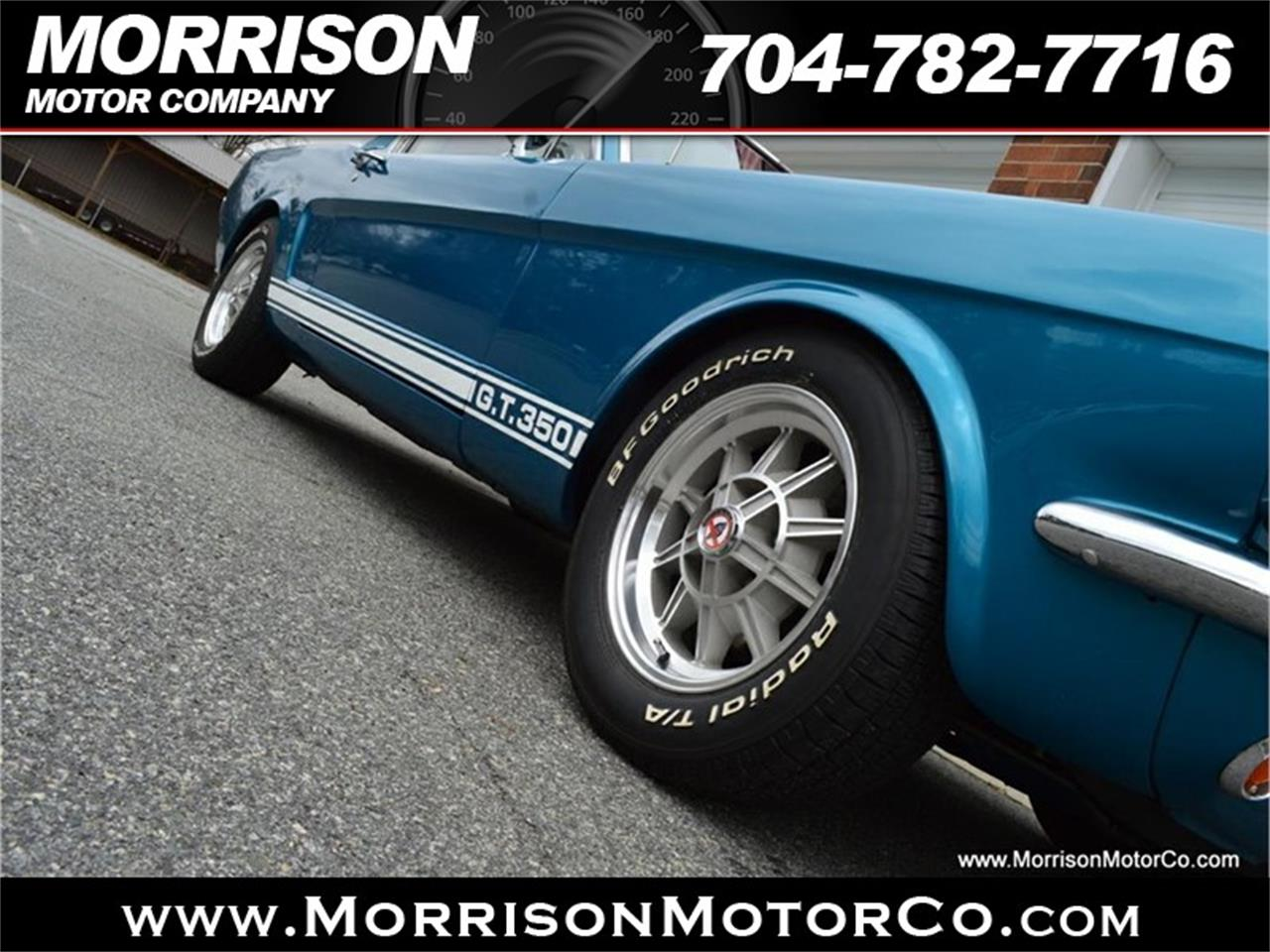 Large Picture of '66 Mustang GT - PNTQ