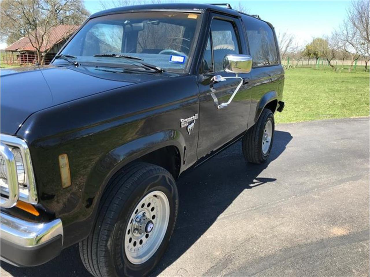 Large Picture of '88 Bronco II - PNTR