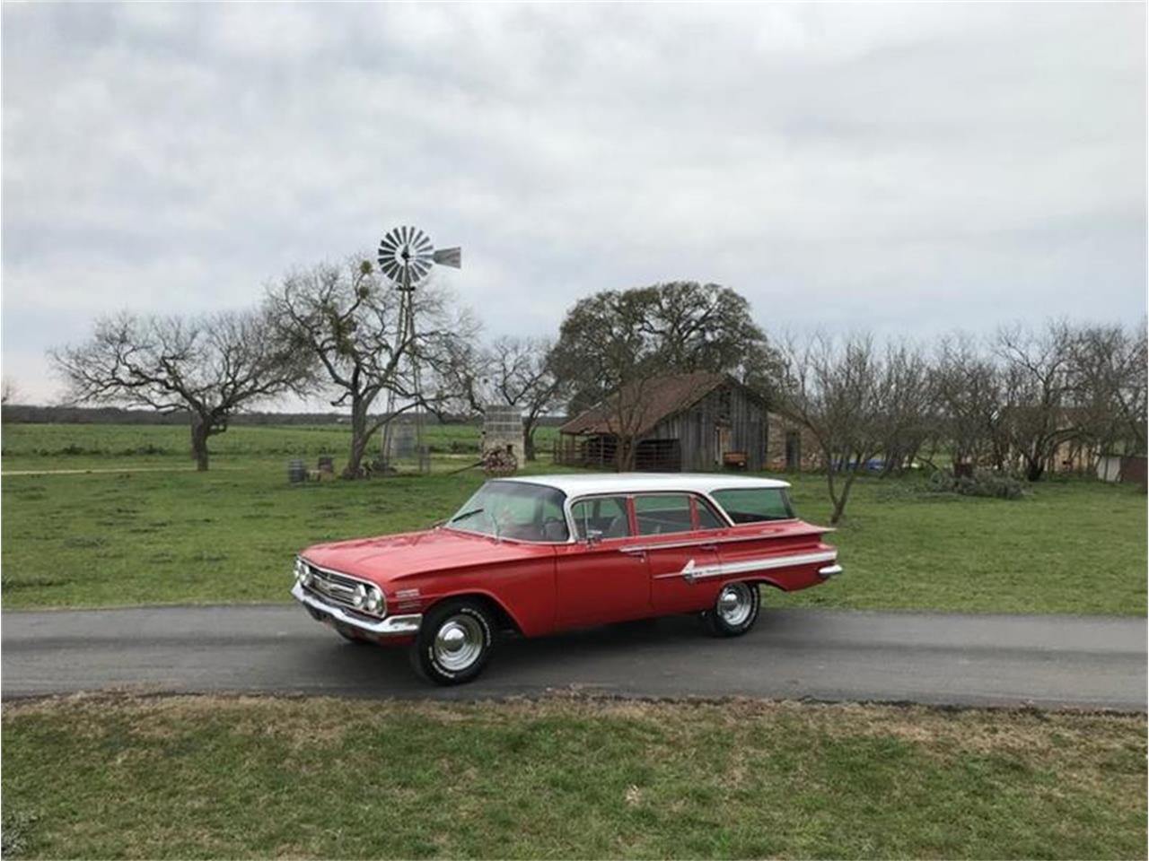 Large Picture of '60 Nomad - PNTS