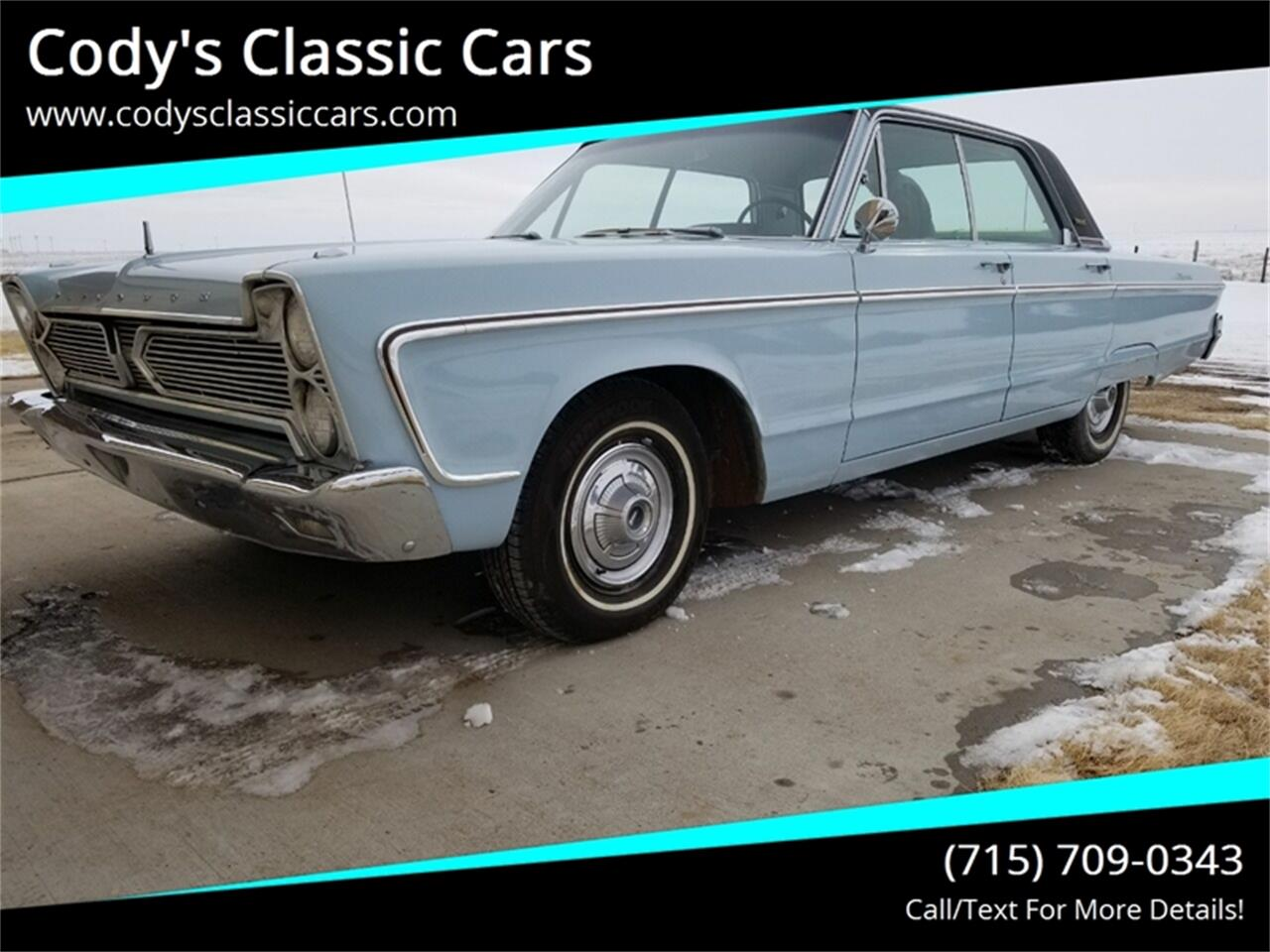 Large Picture of '66 Plymouth Fury located in Stanley Wisconsin - $10,900.00 - PNTX