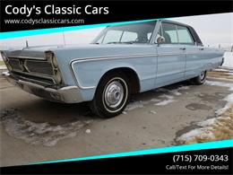 Picture of 1966 Plymouth Fury located in Stanley Wisconsin - $10,900.00 Offered by Cody's Classic Cars - PNTX