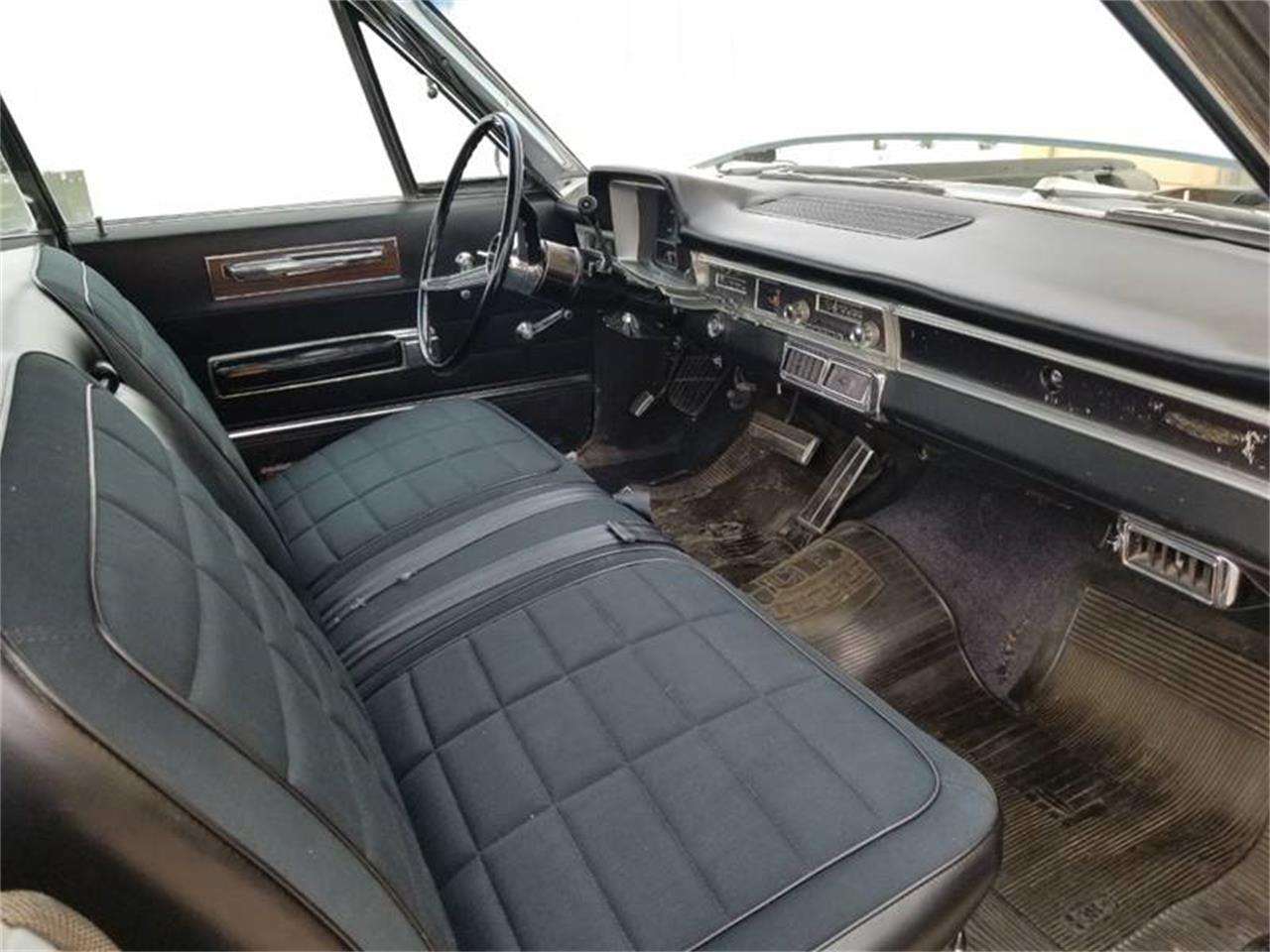 Large Picture of Classic 1966 Plymouth Fury located in Stanley Wisconsin Offered by Cody's Classic Cars - PNTX