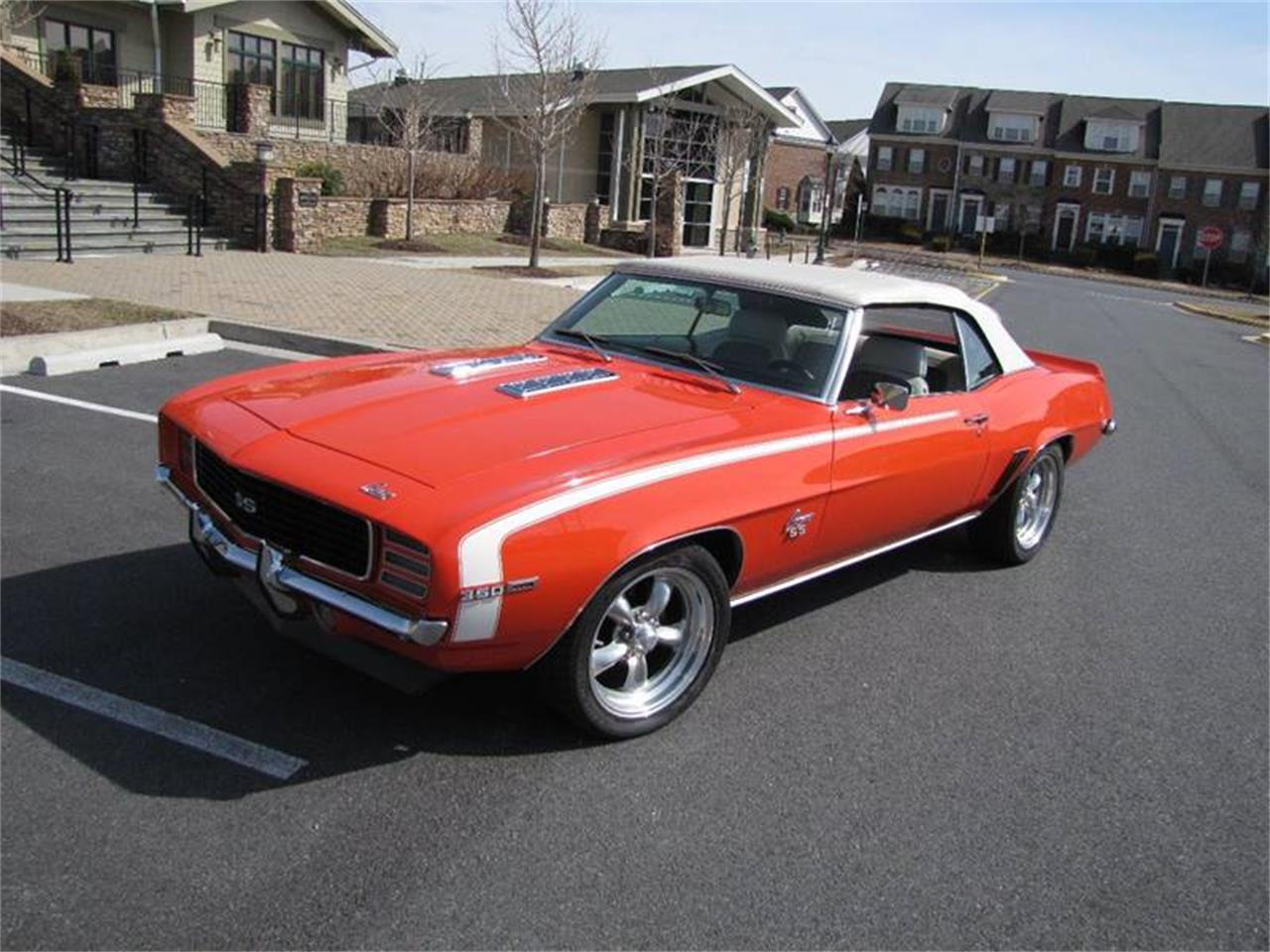 Large Picture of Classic '69 Chevrolet Camaro RS/SS - PNU3