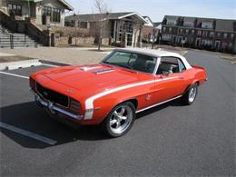 Picture of Classic '69 Camaro RS/SS located in Maryland - $47,900.00 Offered by Eric's Muscle Cars - PNU3