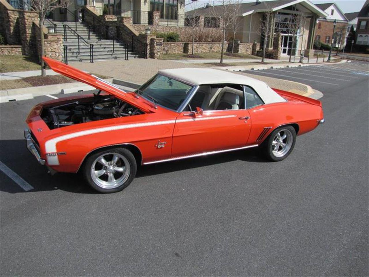 Large Picture of '69 Camaro RS/SS located in Maryland - $47,900.00 - PNU3