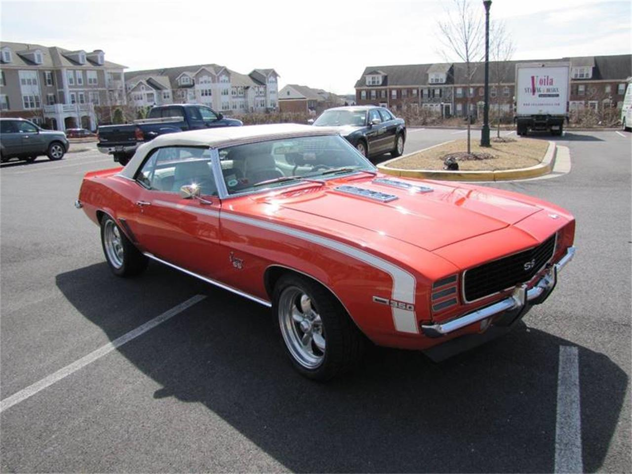 Large Picture of '69 Chevrolet Camaro RS/SS located in Maryland - $47,900.00 Offered by Eric's Muscle Cars - PNU3