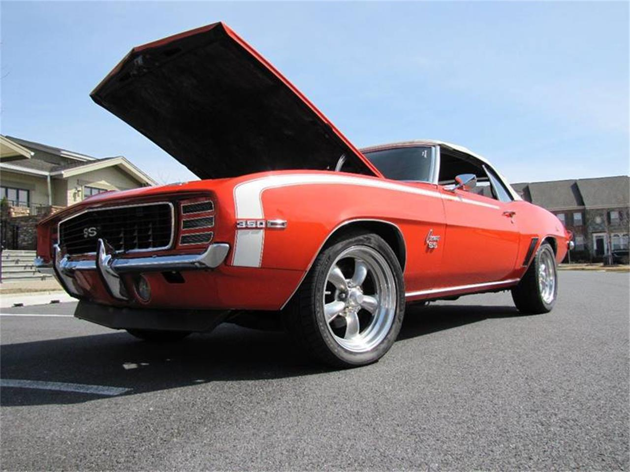 Large Picture of 1969 Camaro RS/SS - $47,900.00 Offered by Eric's Muscle Cars - PNU3