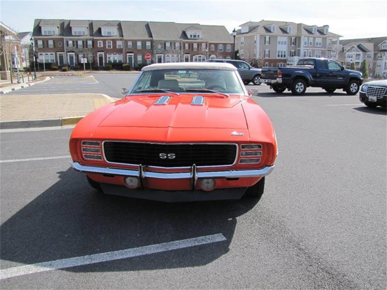 Large Picture of '69 Camaro RS/SS located in Clarksburg Maryland - PNU3